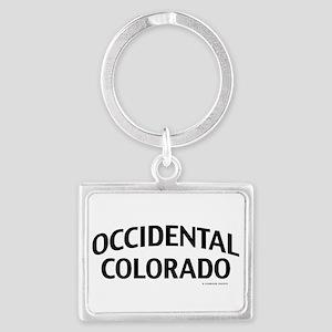 Occidental Colorado Keychains