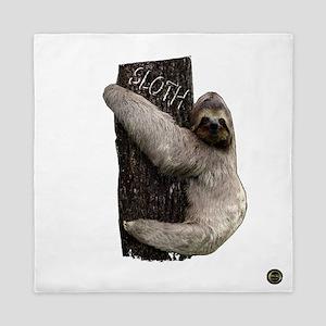 sloth Queen Duvet