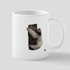 sloth Small Mug