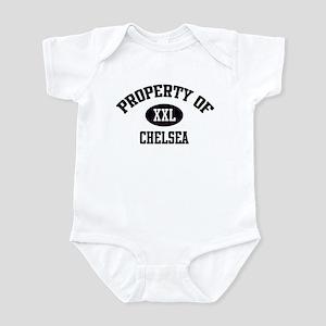 Property of Chelsea Infant Bodysuit