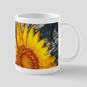 Sunset Sunflower Mug