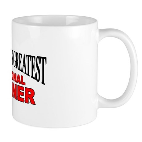 """""""The World's Greatest Personal Trainer"""" Mug"""