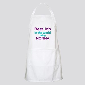 Best Job in the world, being NONNA Apron
