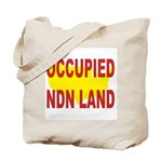 Occupied NDN Land Tote Bag