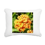 Lantana Orange Explosion Cluster Rectangular Canva