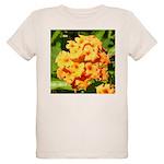 Lantana Orange Explosion Cluster T-Shirt