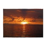 Sunset Ft Desoto Full 5'x7'Area Rug