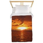 Sunset Ft Desoto Full Twin Duvet