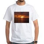 Sunset Ft Desoto Full T-Shirt