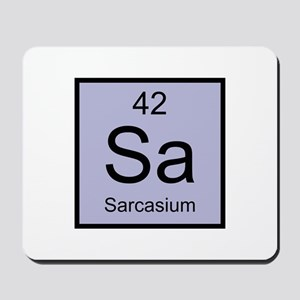 Sa Sarcasium Element Mousepad