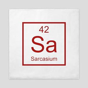 Sa Sarcasium Element Queen Duvet