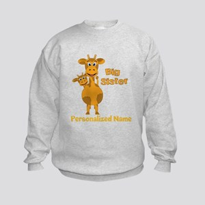 Personalized Sisters Sweatshirt