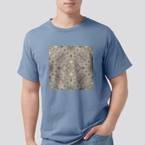 glamorous girly Rhinesto Mens Comfort Colors Shirt