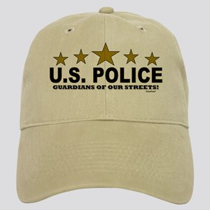 U.S. Police Guardians Of Our Streets Cap