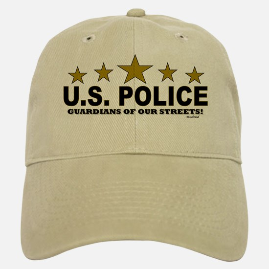 U.S. Police Guardians Of Our Streets Baseball Baseball Cap