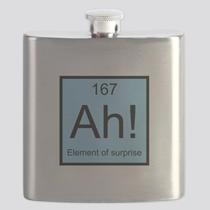 Ah! Element of Surprise Flask