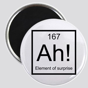 Ah! Element of Surprise Magnet