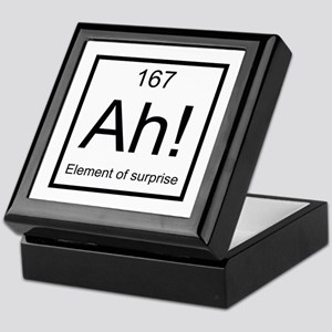 Ah! Element of Surprise Keepsake Box