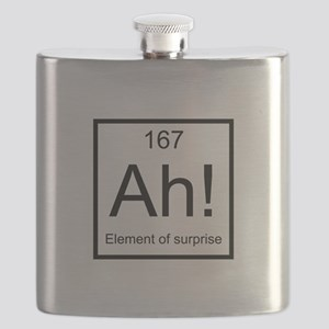 Ah! Element of Surprise Flask