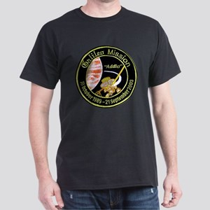 Galileo: Jupiter Dark T-Shirt