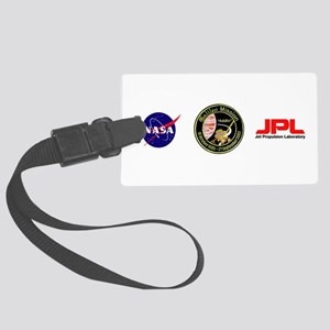 Galileo: Jupiter Large Luggage Tag