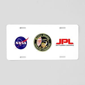 Galileo: Jupiter Aluminum License Plate