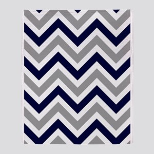 'Zigzag' Throw Blanket