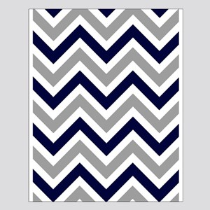 'Zigzag' Small Poster
