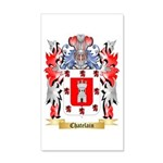 Chatelain 20x12 Wall Decal