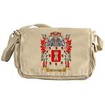 Chatelain Messenger Bag
