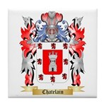Chatelain Tile Coaster