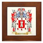 Chatelain Framed Tile