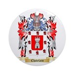 Chatelain Ornament (Round)