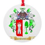 Chatel Round Ornament
