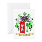 Chatel Greeting Cards (Pk of 20)