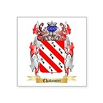 Chatainier Square Sticker 3