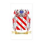 Chatainier Sticker (Rectangle 50 pk)