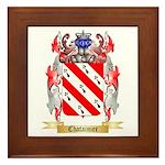 Chatainier Framed Tile