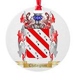 Chataignon Round Ornament