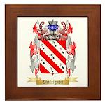 Chataignon Framed Tile