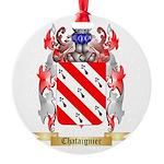 Chataignier Round Ornament