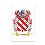 Chaston 20x12 Wall Decal