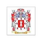 Chastellain Square Sticker 3