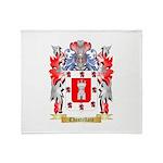 Chastellain Throw Blanket