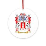 Chastellain Ornament (Round)