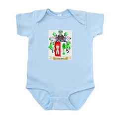 Chastel Infant Bodysuit