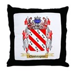 Chastatagnier Throw Pillow