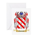 Chastanet Greeting Card