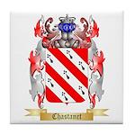 Chastanet Tile Coaster