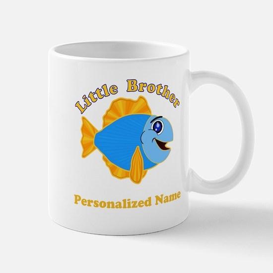 Little Brother Fish Mug